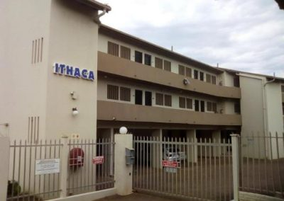 ithaca building